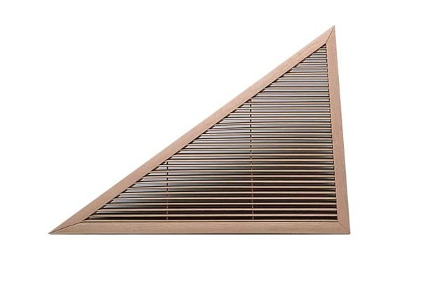 Timber Shaped Return Air Grille