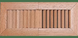 Timber Grilles